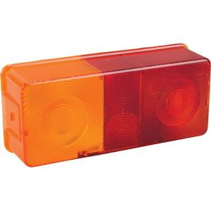 Hella Lampglas links - 9EL112743001 | E1 116/ E1 53345