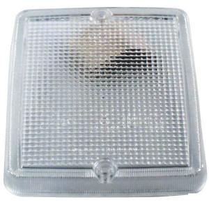 Hella Lampglas - 9EL119544111 | 2ZR003236051 | 117x139 mm | E1 8728
