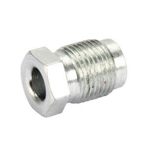 FTE Koppeling M12x1 6,3 mm E - A0586 | Voor stalen remleidingen | M 12 x 1 mm | 6,3 mm | 18 mm | 11,5 mm