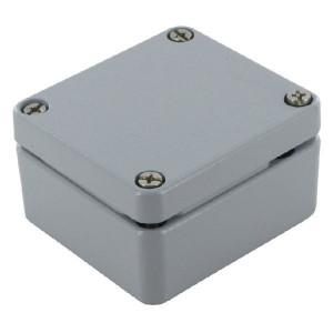 Bopla Huis, alumin. 64x58x34mm - A101 | IP 66/ DIN EN 60529 | 58 mm | 34 mm