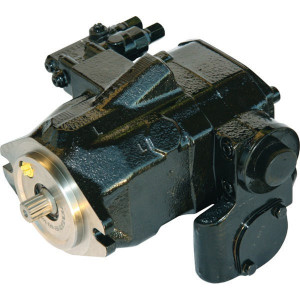Bosch Rexroth Plun pomp CNH 873327250 - A10CO45DFR152R8 | CNH 873327250 | 45 cm³/rev Vg max. | 2.750 Rpm | 123 l/min | 52 kW Δp = 210 bar | 181 Nm Δp = 210 bar | 250 bar | 315 bar | 27,2 kg