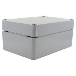 Bopla Huis, alumin. 180x280x100 - A131 | IP 66/ DIN EN 60529 | 180 mm | 280 mm | 100 mm