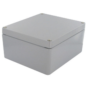 Bopla Huis, alumin. 310x600x110 - A196 | IP 66/ DIN EN 60529 | 310 mm | 600 mm | 110 mm