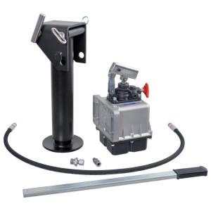 Steunpoot met handpomp 3,3 to - A2SSP65250SET1 | Als steunpootcilinder | 200 bar bar | 200 bar | 3,3 ton | 20 kg | 250 bar | 250 mm | 65 mm