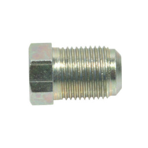 FTE Koppeling M12x1 / 5 mm F - A6303 | Voor stalen remleidingen | M 12 x 1 mm | 5 mm | 20 mm