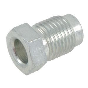 FTE Koppeling M10x1 6,3mm F - A6304 | Voor stalen remleidingen | M 10 x 1 mm | 6,3 mm | 165 mm | 10,5 mm | 10,5 mm