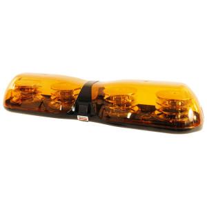 Britax 2-LED-lichtbalk 1500 mm, amber - A6682100LDV | 12/24 V | 1500 mm