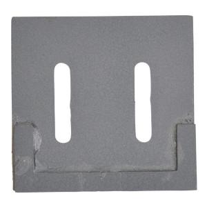 Afstrijker carbide 95x90mm Maschio - AB090003CN   43 x 9 mm