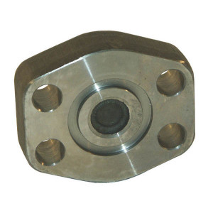 """Oleo Tecnica Afsluitflens SAE 6000PSI 1/2 B - AFC608   Pompen Motoren   400 bar   414 bar   1/2""""   40,49 mm   18,24 mm   48 mm   5/16 UNC"""