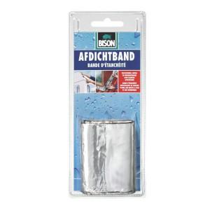 Afdichtband Bison - SP94008 | Zeer breed inzetbaar | Aluminium | Aluminium | -40°C +80°C | 75 mm | 1 m