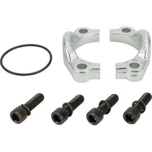 "Oleo Tecnica SAE-flenshelften, gedeeld - AFH340 | Pompen Motoren | 172 bar | 2""1/2 | 84,94 mm | 74,93 mm | 88,9 mm | 114 mm | 25,4 mm | 54,1 mm | 9,02 mm | 13,5 mm | 0,74 kg | 172 bar | 2 1/2"""