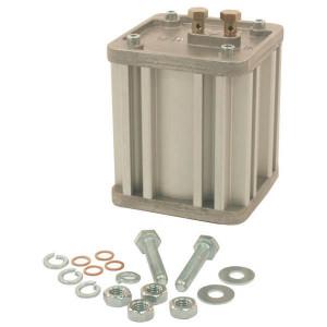 Filter unit cpl. NTZ - AL09 | 1,5 kg | 0,62 l | M 12 x 1.5 in | M12 x 1.5 uit | 1,60 l/min | 140 mm | 140 °C °C | 15 l