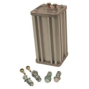 Filter unit cpl. NTZ - AL19 | 2,2 kg | 1,13 l | M 12 x 1.5 in | M12 x 1.5 uit | 1,60 l/min | 230 mm | 140 °C °C | 30 l