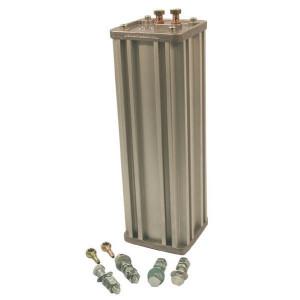 Filter unit cpl. NTZ - AL29 | 3,2 kg | 1,60 l | M 12 x 1.5 in | M12 x 1.5 uit | 1,60 l/min | 350 mm | 140 °C °C | 50 l