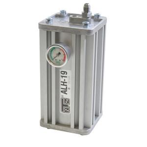 Filterhuis NTZ - ALH19 | Buna NBR | 2,6 kg | JIC UNF 9/16-18 in | M12x1.5 uit | 1,5 l/min | 210 bar | 100 °C °C | 10 bar | 450 l
