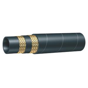 "Aeroquip Hydr.slang 2SN DN06 1/4"" - AQHST6 | Lange levensduur | SBR / NBR | 6,4 mm | 1/4 Inch | 448 bar | 44,8 MPa | 100 mm | 1792 bar | 896 bar | 0,39 kg/m | EN 853-2SN SAE 100 R2AT | 15,0 mm"