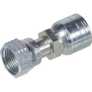 Aeroquip Perskoppeling DN10-13/16 ORFS - AQPAV1013 | 58,9 mm | 33,6 mm | 1/4 Inch | 10 mm | 13/16-16 UNF