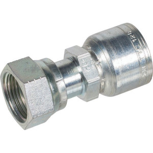 Aeroquip Perskoppeling 1 13/16 ORFS - AQPAV2019 | 73,9 mm | 43,7 mm | 1/2 Inch | 20 mm | 1 3/16-12 UNF