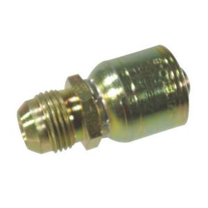 Aeroquip Perskoppeling DN8-1/2 JIC - AQPC88 | Flare koppelingen | SAE J514 37° JIC | 37 ° | 52,0 mm | 28,2 mm | 5/16 Inch | 8 mm | 1/2 UNF
