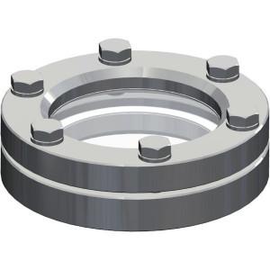 MZ Peilglas staal - ARZO0419100000 | 170 mm | 110 mm
