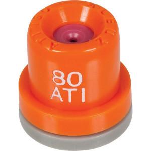 Albuz Holle kegeldop ATI 80° Oranje - ATI8001 | 10 20 bar | Keramisch | Oranje | 80°