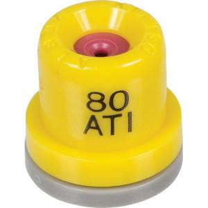 Albuz Holle kegeldop ATI 80° Geel - ATI8002 | 10 20 bar | Keramisch | 80°