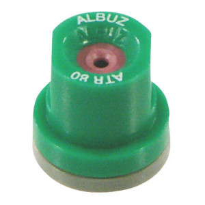 Albuz Kegeldop ATR 80° groen keramis - ATR80GREEN | 5 25 bar | 11 mm | Keramisch | 80°