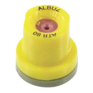 Albuz Kegeldop ATR 80° geel keramisc - ATR80YELLOW | 5 25 bar | 11 mm | Keramisch | 80°