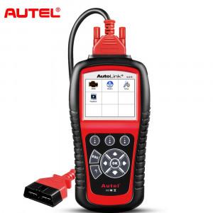 Autel AutoLink AL619EU stand-alone diagnose apparaat voor auto uitlezen, OBD2 / SRS / ABS / Airbag, storingen uitlezen en resetten, gratis updates, alle automerken