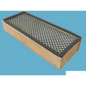 Panclean Actief koolstoffilter - AX4562 | 300 mm A | 120 mm B | Glasvezel + actieve kool | 99,95 % | 250 Pa