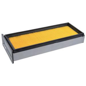 Panclean Actief koolstoffilter - AX9446 | 435 mm A | 170 mm B | Glasvezel + actieve kool | 1.643 g | 99,95 % | 250 Pa
