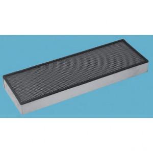 Panclean Actief koolstoffilter - AXH1056 | 608 mm A | 208 mm B | Glasvezel + actieve kool | 2.424 g | 99,95 % | 250 Pa