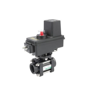 "TeeJet Drukregelaar - B344BRL2401D   1""   Polypropylene   18 sec   DIN connector Kabel / Connector"