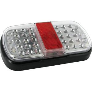 LED-Achterlicht 12/24V - BA030010 | 12/24 V | 158 mm | 400 mm