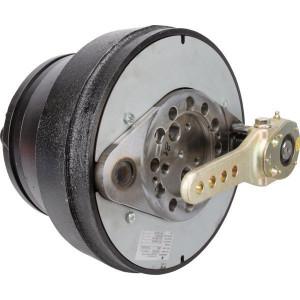 BlackBruin Motor BB4 800ccm Bremse 320x7 - BB40408021A0   300 bar   800 cc/omw   + Mechanical   320 x 75 mm   3590 Nm   185 Rpm omw./min.   35 kW