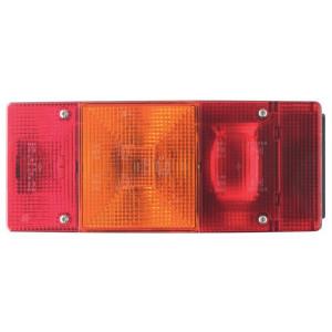 Geka Achterlicht links - BBSKN246L | Opbouw | 246 mm | 108 mm