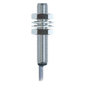 Balluff Benaderingsschakelaar inductie - BESM08MGGSC20BBV02   Afgeschermd   10…30V DC   2 mm mm Sn   1500 Hz   No M/V   Kabel Kabel / Connector   100 mA   2 m