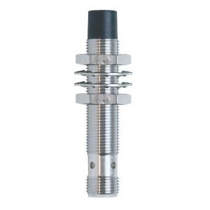 Balluff Benaderschakelr inductM12, 8mm - BESM12MGPOC80FS04G | Niet afgeschermd | 10…30V DC | 8 mm mm Sn | 800 Hz | PNP PNP/NPN | NC M/V | M12 Connector Kabel / Connector | 200 mA