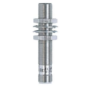 Balluff Benaderschakelr inductM12, 4mm - BESM12MINSC40BS04G   Afgeschermd   12…30V DC   4 mm mm Sn   300 Hz   NPN PNP/NPN   No M/V   M12 Connector Kabel / Connector   200 mA