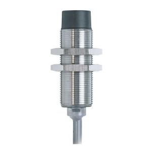 Balluff Benaderschakelr inductM18 16mm - BESM18MGPOC16FBV02 | Niet bondig | 10…30V DC | 16 mm mm Sn | 800 Hz | PNP PNP/NPN | NC M/V | Kabel Kabel / Connector | 200 mA | 2 m