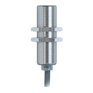 Balluff Benaderschakelr inductM18, 5mm - BESM18MIPOC50BBV02 | bondig | 12…30V DC | 5 mm mm Sn | 700 Hz | PNP PNP/NPN | NC M/V | Kabel Kabel / Connector | 200 mA | 2 m