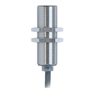 Balluff Naderingsschakelaar inductief M18, 5 mm - BESM18MIPSC50BBV02 | bondig | 12…30V DC | 5 mm mm Sn | 700 Hz | PNP PNP/NPN | No M/V | Kabel Kabel / Connector | 200 mA | 2 m
