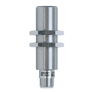 Balluff Naderingsschakelaar inductief - BESM18MIPSC80BS04G | IP67 / IP68 | bondig | 10…30V DC | 8 mm mm Sn | 1000 Hz | PNP PNP/NPN | No M/V | M12 Connector Kabel / Connector | 200 mA