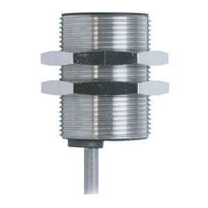 Balluff Benaderingsschakelaar inductie - BESM30MFGSC15BBV02 | Afgeschermd | 10…30V DC | 15 mm mm Sn | 400 Hz | No M/V | Kabel Kabel / Connector | 100 mA | 2 m