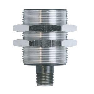 Balluff Benaderingsschakelaar inductie - BESM30MFUSC15BS04K | IP67 / IP68 | Afgeschermd | 10…30V DC | 15 mm mm Sn | 400 Hz | No M/V | M12 Connector Kabel / Connector | 100 mA