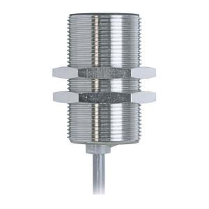 Balluff Benaderschakelr inductM30 10mm - BESM30MIPOC10BBV02 | Afgeschermd | 12…30V DC | 10 mm mm Sn | 400 Hz | PNP PNP/NPN | NC M/V | Kabel Kabel / Connector | 200 mA | 2 m