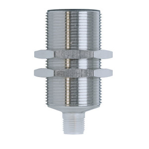 Balluff Benaderschakelr inductM30 10mm - BESM30MIPOC10BS04K | Afgeschermd | 12…30V DC | 10 mm mm Sn | 400 Hz | PNP PNP/NPN | NC M/V | M12 Connector Kabel / Connector | 200 mA