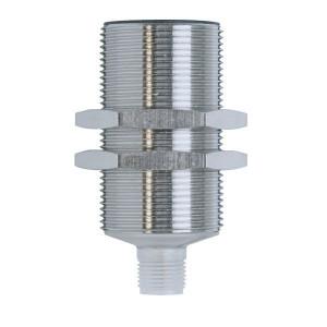 Balluff Benaderschakelr inductM30 10mm - BESM30MIPSC10BS04K | Afgeschermd | 12…30V DC | 10 mm mm Sn | 400 Hz | PNP PNP/NPN | No M/V | M12 Connector Kabel / Connector | 200 mA