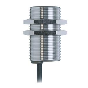 Balluff Benaderingsschakelaar inductie - BESM30MIPSC15BBV02 | IP67 / IP68 | Afgeschermd | 10…30V DC | 15 mm mm Sn | 100 Hz | PNP PNP/NPN | No M/V | Kabel Kabel / Connector | 200 mA | 2 m