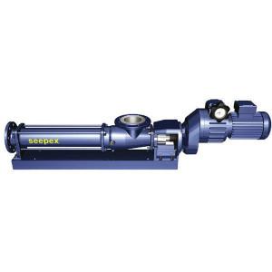 Seepex Wormpomp - BN706L | 3 bar | 209 Rpm omw/min | 44 m³/h m³/h | 450 Nm | 7,5 Nm